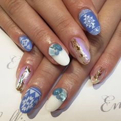 Tribal Nails Art To Copy Now | trends4everyone