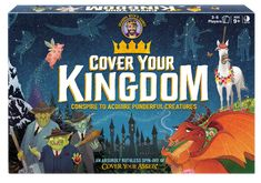 Clever, addicting, wickedly fun card game that is a spin-off of the wildly popular, Cover Your Assets. Family Card Games, Fun Card Games, Party Games, Creature Meaning, Choice Of Games, The End Game, Wild Creatures, Roller Coaster, Vulnerability