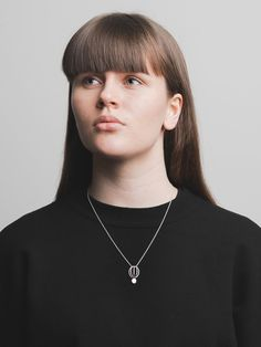 Leiki 3D necklace by Elsi Rauhala-Jackson. Available at www.uumarket.fi - UU Market: Home of New Finnish Design.