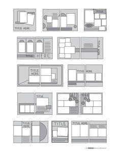 12 Bonus Sketches | November/December 2010 | Creating Keepsakes