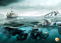 Save The Artic - Greenpeace