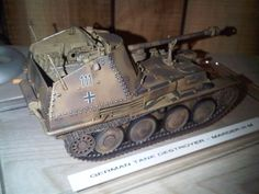 Marder tank destroyer