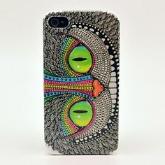 Special+Shining+Eye+Monster+Pattern+Hard+Case+for++iPhone+4/4S+–+USD+$+3.99