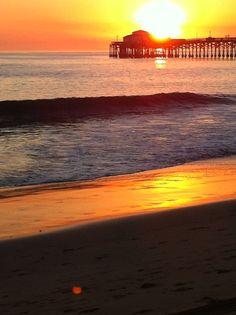 going home someday... Seal Beach, California