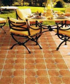 outdoor tile over concrete patio | Outdoor Tiles Installation