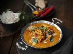 Kuřecí maso je všeobecně velmi oblíbené, především kvůli jemné chuti a rychlé přípravě. Indian Food Recipes, Ethnic Recipes, Butter Chicken, Garam Masala, Thai Red Curry, Slow Cooker, Food And Drink, Asian, Fresh