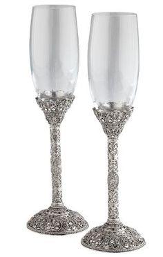 111 Best Wedding Flutes Images In 2018 Crystals Dream Wedding