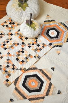 I downloaded the instructions for the checkerboard pattern, could be OSU, autumn, or any color combo.