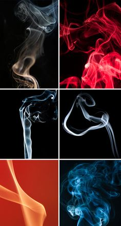 Found Patterns: Smoke
