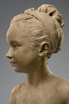 Musée du Louvre on Sculpture Head, Bronze Sculpture, Ceramic Figures, Ceramic Art, Louvre Museum, Museum Paris, Oeuvre D'art, Clay Art, Sculpting