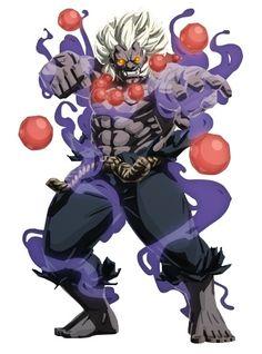 54 Best Gouki The Raging Demon Images Akuma Street Fighter