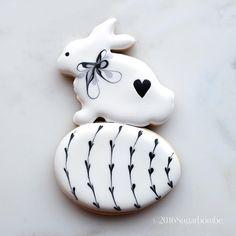 "Gefällt 166 Mal, 5 Kommentare - SUGARBOMBE (@sugarbombe_sugar) auf Instagram: ""New Cutter up on the site. Bunny Egg!!#sugarbombe, #sugarcookies, #decoratedcookies,…"""