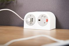 PHASE is an exciting new concept in power modules from OE Electrics, that is ideal for providing convenient but discreet power, data and USB Fast charging  in offices, hotels, restaurants, airports and many other locations. #phase #desktop #white #power #UK #fused #sockets #replaceable #upgradeable #TUF #USB #charger