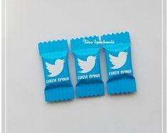 50 Balas Redes Sociais Midias Twitter