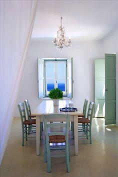 Villa Blanc : Island of Serifos   Greece