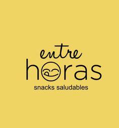 Entre Horas - Snacks Saludables ©2017 Snacks Saludables, Empanadas, Organic Recipes, Scissors, Logos, Paper, Healthy Food, Branding, Pastries