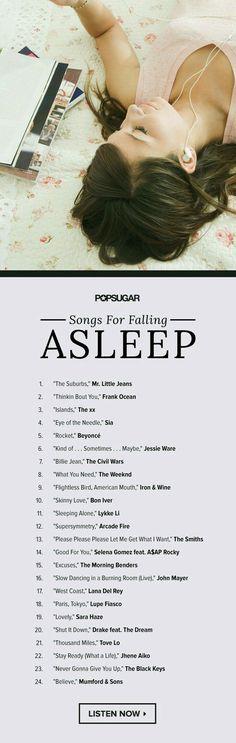 Songs for Falling Asleep
