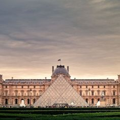 Louvre, Paris, France--one of my very favorite places on earth. Places Around The World, Oh The Places You'll Go, Places To Travel, Places To Visit, Around The Worlds, Paris France, Oh Paris, Paris Travel, France Travel