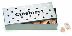 Cuisinart CSB-156 Wood Chip Smoker Box Cuisinart http://www.amazon.com/dp/B005TGY0JM/ref=cm_sw_r_pi_dp_mwaGvb0GSRHXT