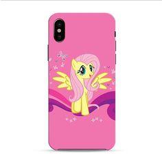 My Little Pony Fluttershy iPhone X 3D Case