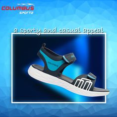 It makes feel good to have some comforting effect on our feet. Now get that feel with the most comfortable pair of sandals. #summercollection #comfortfeel #walkingsandals #columbussports