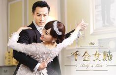 "In Mainland drama, ""Lady & Liar"", Hawick Lau stars as a mafia boss who falls for Tiffany Tang."