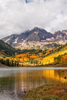 Maroon Bells Aspen Colorado in Fall by Sue Cosens Photography Mountain Photography, Scenic Photography, Landscape Photography, Nature Photography, Visit Colorado, Aspen Colorado, Mountain Landscape, Fall Landscape, Seascape Paintings