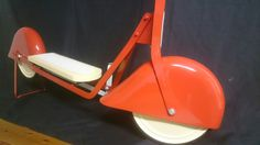 Vintage scooter  https://www.facebook.com/rusticindustrial3280/