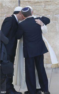 Pape François - Pope Francis - Papa Francesco - Papa Francisco – 26/05/2014 : voyage en Terre sainte