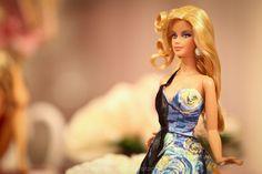 Barbie por Meninas da Tetto