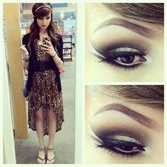 Glitter Eye Makeup Ideas