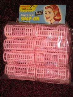 Remember Retro: Snap-On Rollers! I still have about a dozen of these . My Childhood Memories, Childhood Toys, Great Memories, Childhood Images, 1970s Childhood, School Memories, Photo Vintage, Retro Mode, Pink Plastic