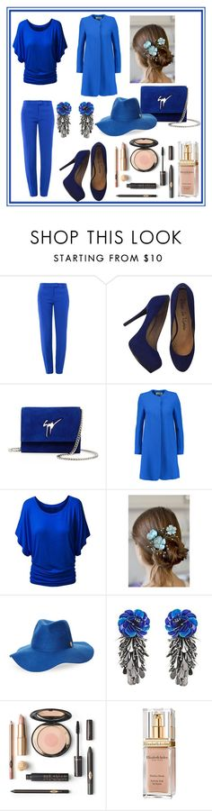 """""""Bez naslova #27"""" by jasmina-ishak ❤ liked on Polyvore featuring Boutique Moschino, Pour La Victoire, Giuseppe Zanotti, Goat, Vince Camuto, Forest of Chintz and Elizabeth Arden"""