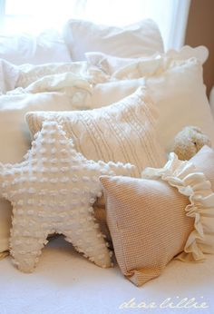 pillows I love