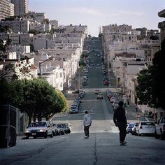 San Francisco #Skateboarding