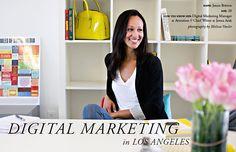 Jenna Britton, Digital Marketing Manager & Chief Writer at Jenna Arak // photography by Melissa Vossler
