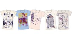 Gibson girl t-shirts