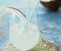 Rezept: Cocktail mit Kokosmilch