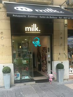 Pokemon Go llega a Milk