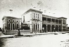 Newcastle Railway Station, Newcastle, NSW, [n. Library University, Newcastle Nsw, Amazing Pics, Historical Architecture, My Town, Old Photos, Past, Street View, Australia