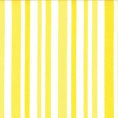 Ticklish Laughing Stripes by Me and My Sister, for Moda