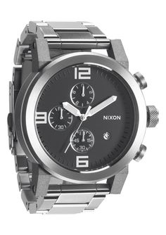 Nixon Watches - The Ride