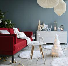 Canapé HOTT Collection Noël 2013