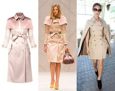 The Various Styles in Trench Coats