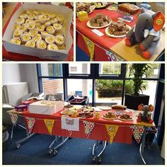 Had A Brilliant Time Raising Money At Our Children in Need Bake Sale Today! Thank You To Everyone Who Came Along!  #childreninneed #bakesale #cakes #pudsey