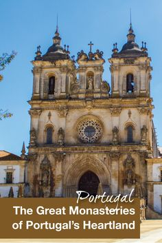 Portugal has some stunning architecture. Among them are monasteries that have been given the UNESCO world heritage site titles. An example is the Monastery of Batalha. It  is an excellent addition to your Portugal itinerary.