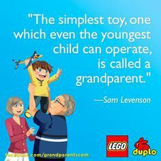 Grandchildren have a way of wrapping you around their little fingers.  I know that there is nothing I wouldn't do for my two Grandsons as long as it was within my power.  Love them so, so much!
