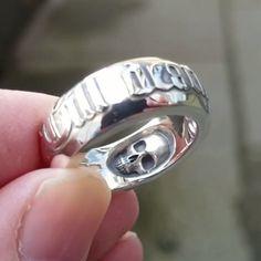 Biker jewelry, rings for men. Biker jewelry, rings for men. Jewelry Tags, Funky Jewelry, Skull Jewelry, Glass Jewelry, Body Jewelry, Jewelry For Men, Witch Jewelry, Western Jewelry, Hippie Jewelry