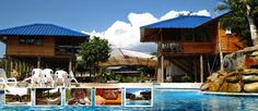 Hosterías en el oriente ecuatoriano - Hostería Gio Bambua