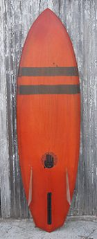 Steamship surfboards out of Venice - beautiful boards; I need to surf more